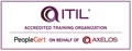 ITIL IT Services management training